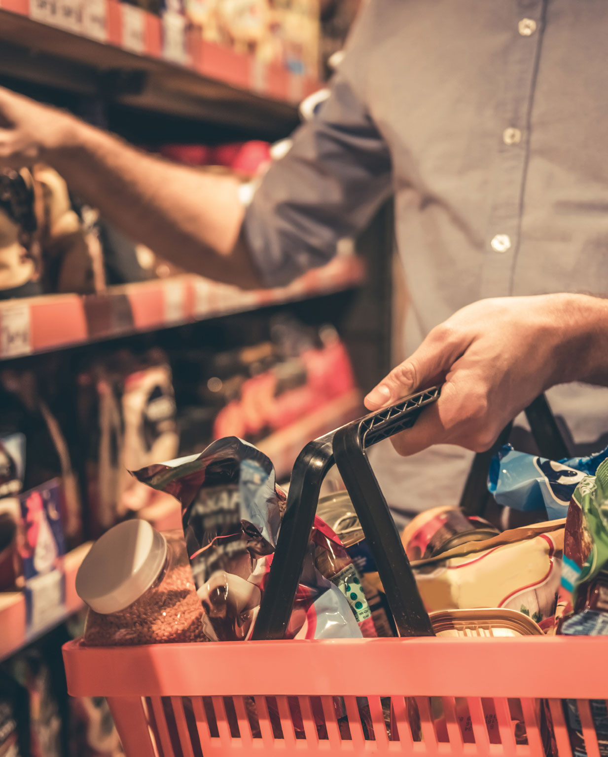 imagem de Mercado, Minimercado e Padarias