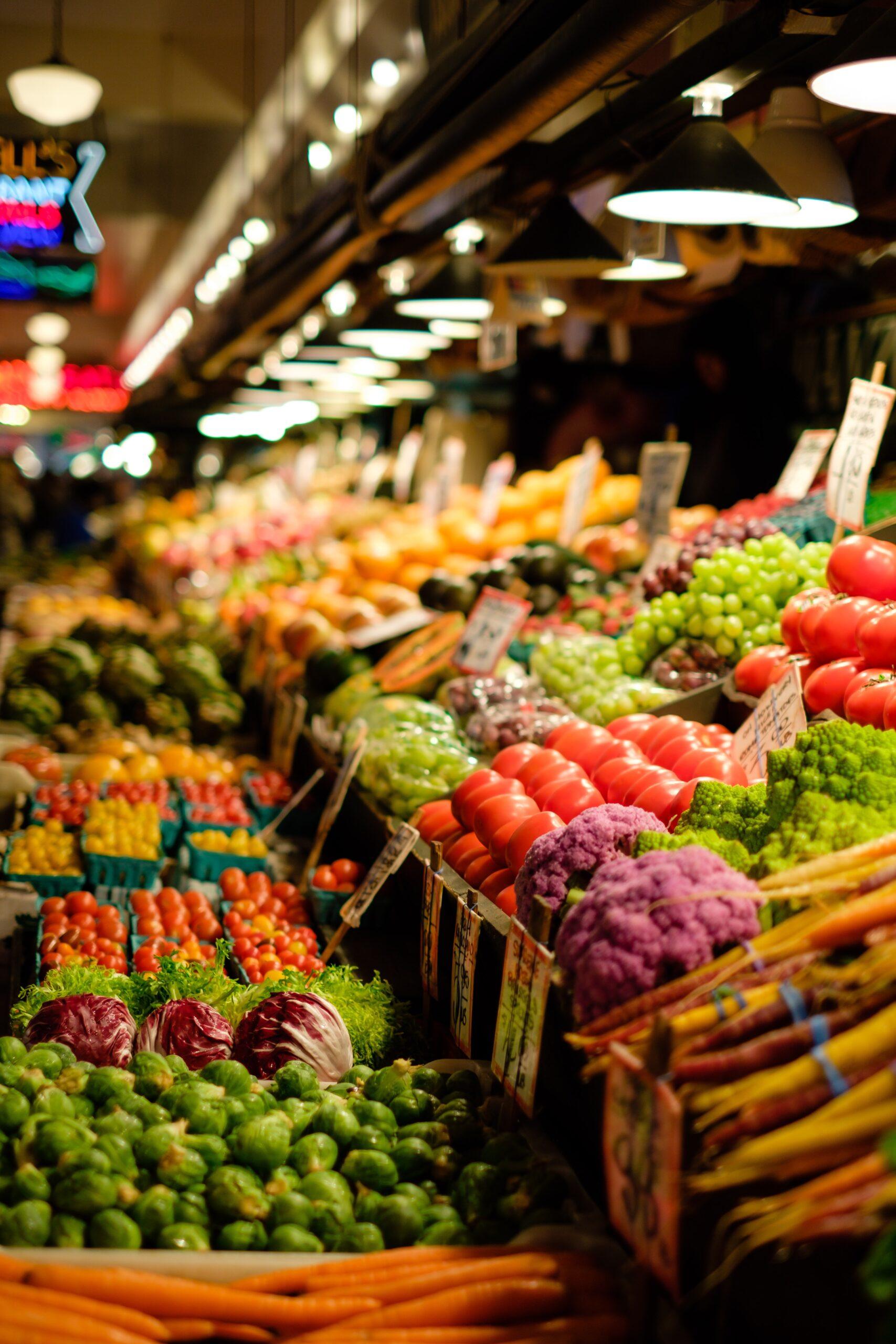 imagem de Mercados e Supermercados